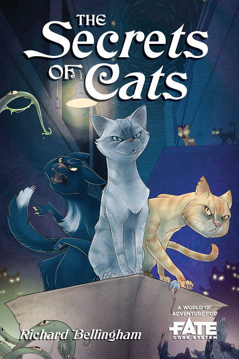 Secrets of the Cats